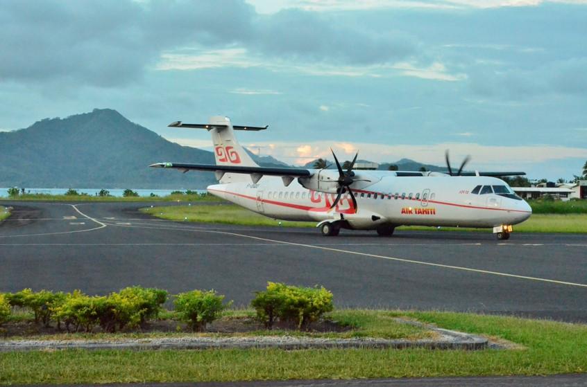 Аэропорт острова Райтеа
