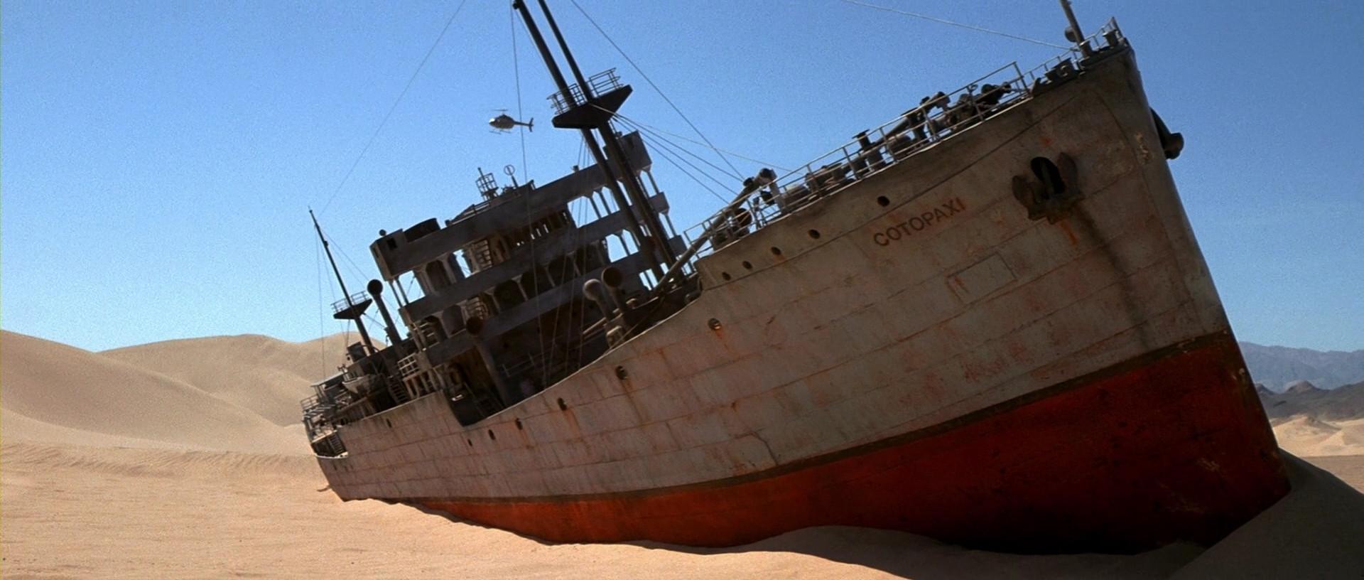 """Фотография SS Cotopaxi из фильма """"Близкие контакты третьей степени"""""""