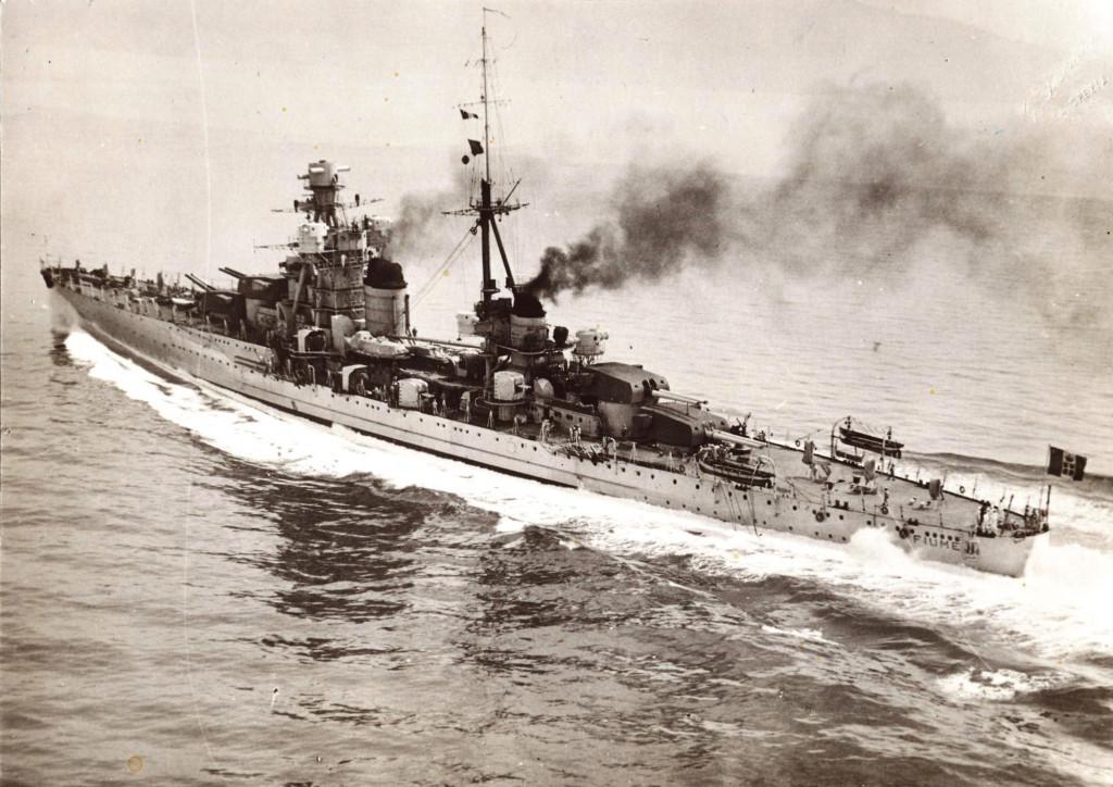 Тяжёлый крейсер «Фиуме»