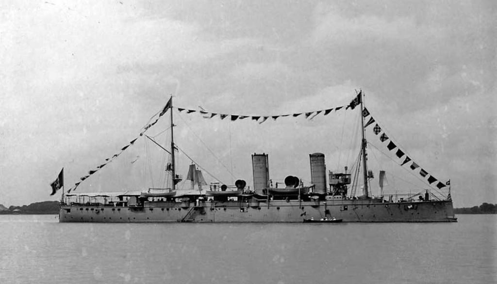 Крейсер «Пулья»