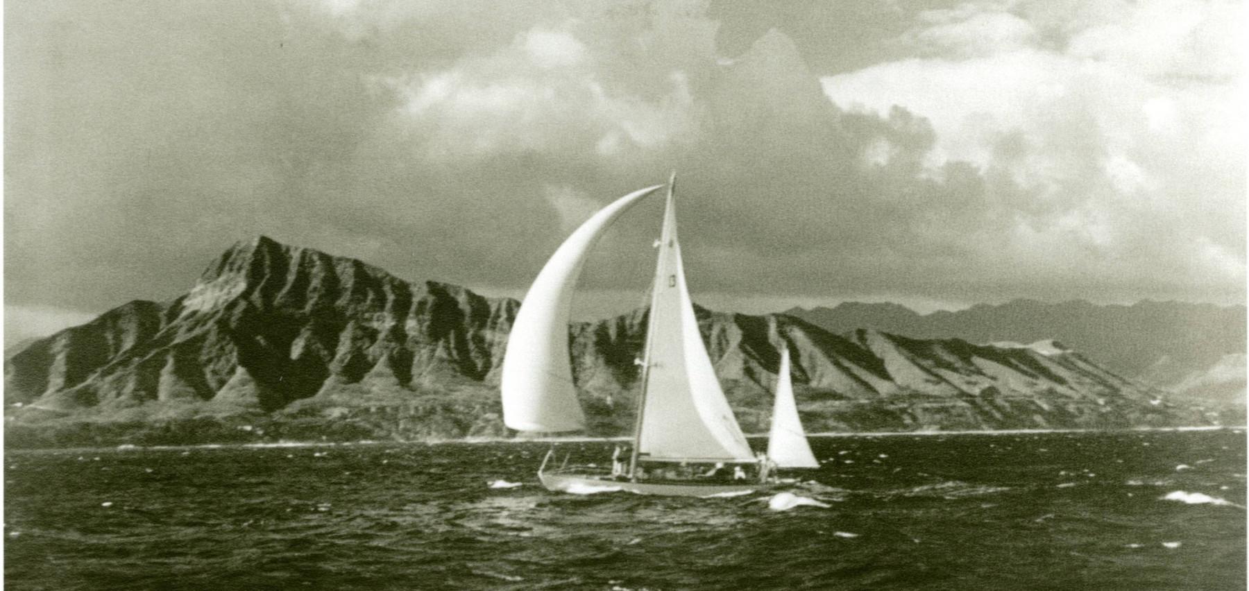 52 футовая яхта Dorado. 1936 год