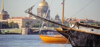 Петербург готовится к Большой Санкт-Петербургской парусной неделе 2015