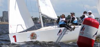 Кубок II этапа Национальной парусной Лиги уезжает в Москву с NAVIGATOR Sailing Team