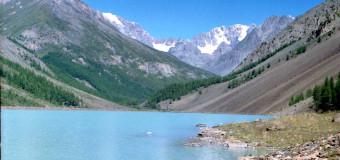 Озера на вершине мира