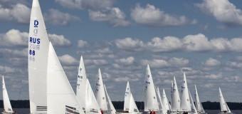 Яхт-клуб Санкт-Петербурга в очередной раз принимает Открытый чемпионат России