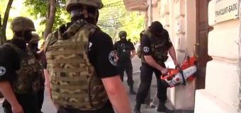 В Одессе обыскали офис судоходной компании потому что буксир заходил в Крым.