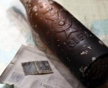Самая долгая почта — послание в бутылке сроком 108 лет.