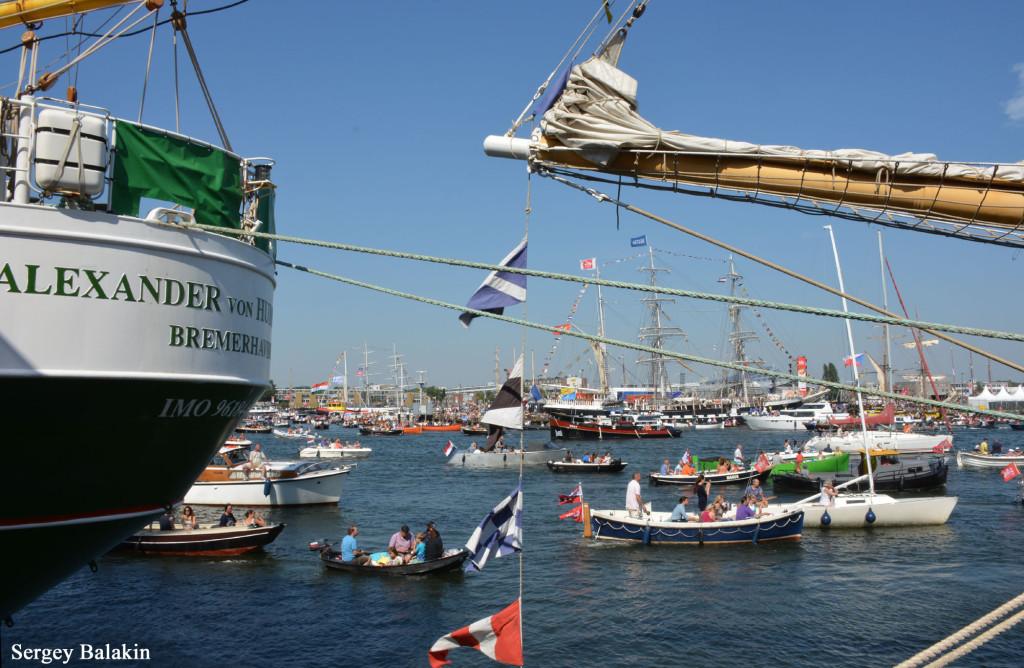 Амстердам фестивальный