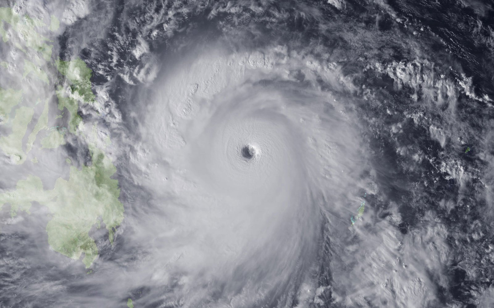 Тайфун  Haiyan