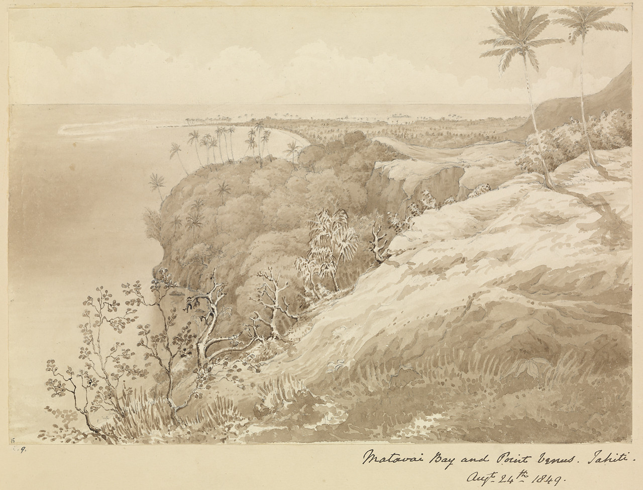 Edward_Gennys_Fanshawe,_Matavai_Bay_and_Point_Venus,_Tahiti,_Augt_24th_1849_(Society_Islands)
