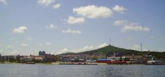 Хабаровск и Фуюань связала парусная регата