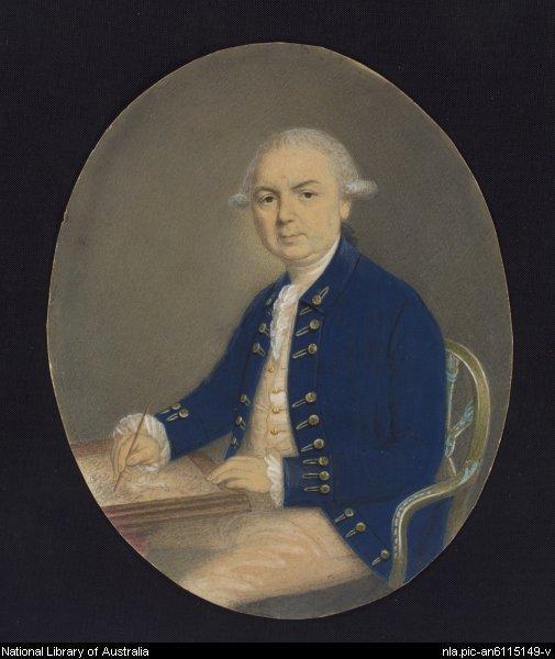 Samuel Wallis - 23 апреля 1728 Камелфорд Англия - 21 января 1795 Лондон