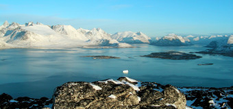 От Гренландии откололся ледник-гигант