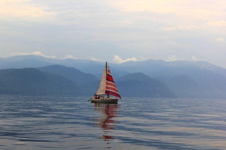 Красоты Телецкого озера