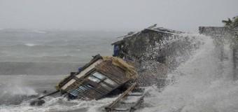 Приморье готовится встретить тайфун «Гони».
