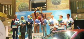 Экипаж Николая Водяницкого – чемпион России в национальном классе яхт эМ-Ка