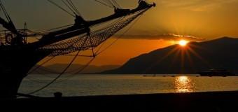 Фото дня: Фантастический закат в Хорватии