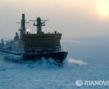 Создан эскизный проект нового российского атомного суперледокола