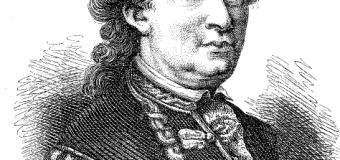 294 года назад родился великий шведский кораблестроитель Фредрик Чапман