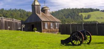 203 года назад сновано первое поселение русских на Аляске