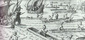 427 лет назад Томас Кавендиш завершил третью кругосветную экспедицию