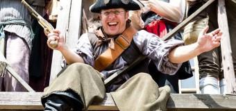 К международному дню подражания пиратам