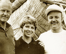 25 сентября — день памяти великого путешественника Юрия Сенкевича