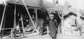 3 сентября — день памяти первого русского офицера-подводника
