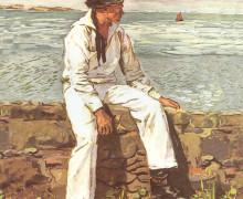 Морские байки: Адмиральский сынок