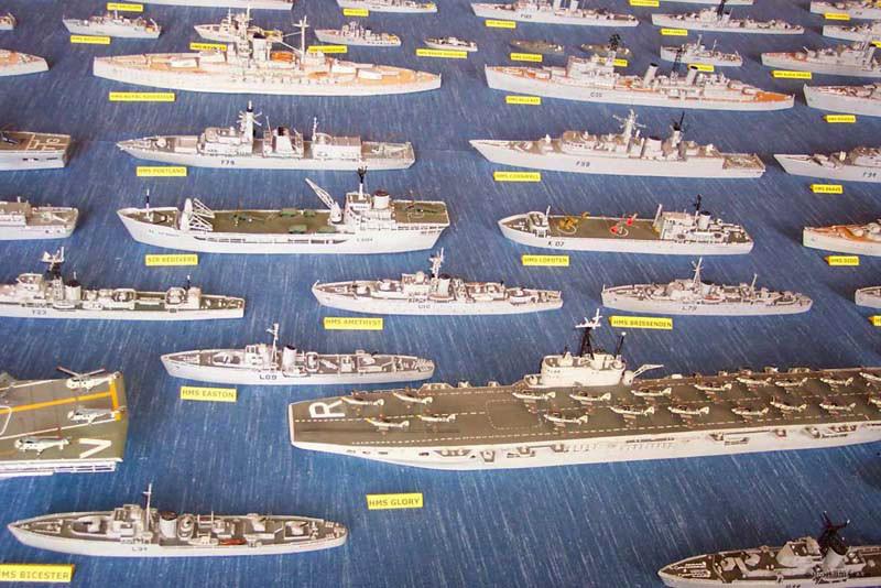 «Спичечный флот» Фила Уоррена