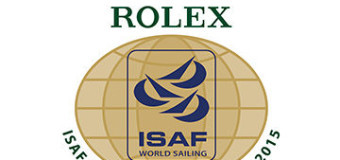 Калинина номинирована на 2015 ISAF Rolex World Sailor of the Year!