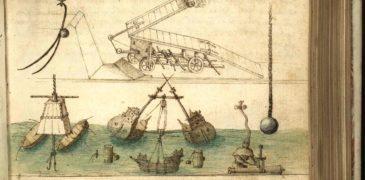 Морские байки: Забытое судно