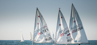 Чемпионат России в Олимпийских классах яхт. Результаты третьего дня + видео
