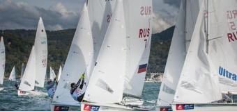 Чемпионат России в Олимпийских классах яхт. Результаты второго дня + видео