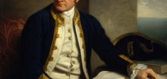 27 октября родился известный англиский мореплаватель Джеймс Кук