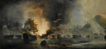 188 лет назад произошло Наваринское сражение