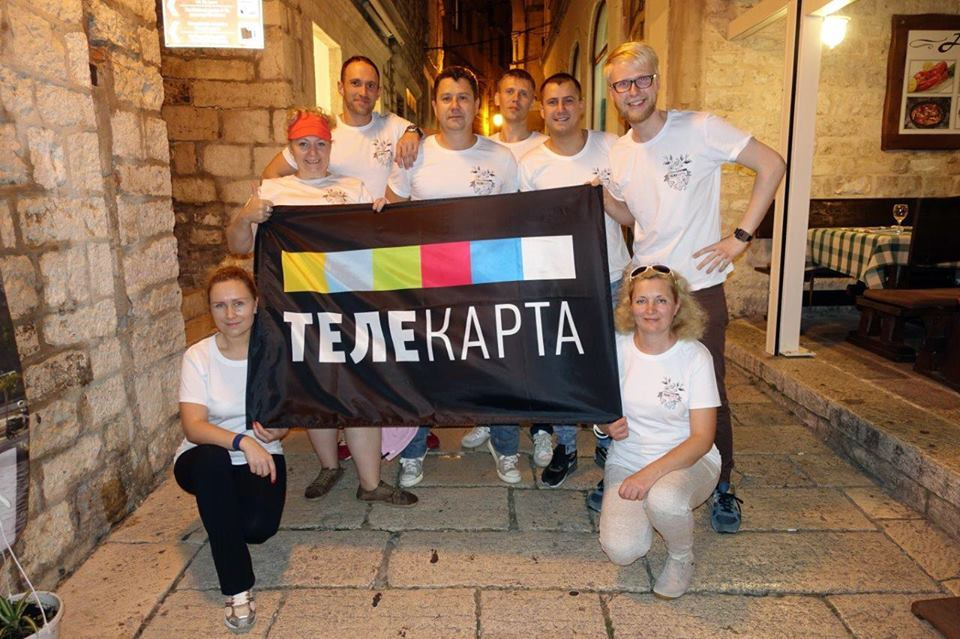 Партнеры канала OCEAN-TV - команда Телекарта (Орион-Экспресс)