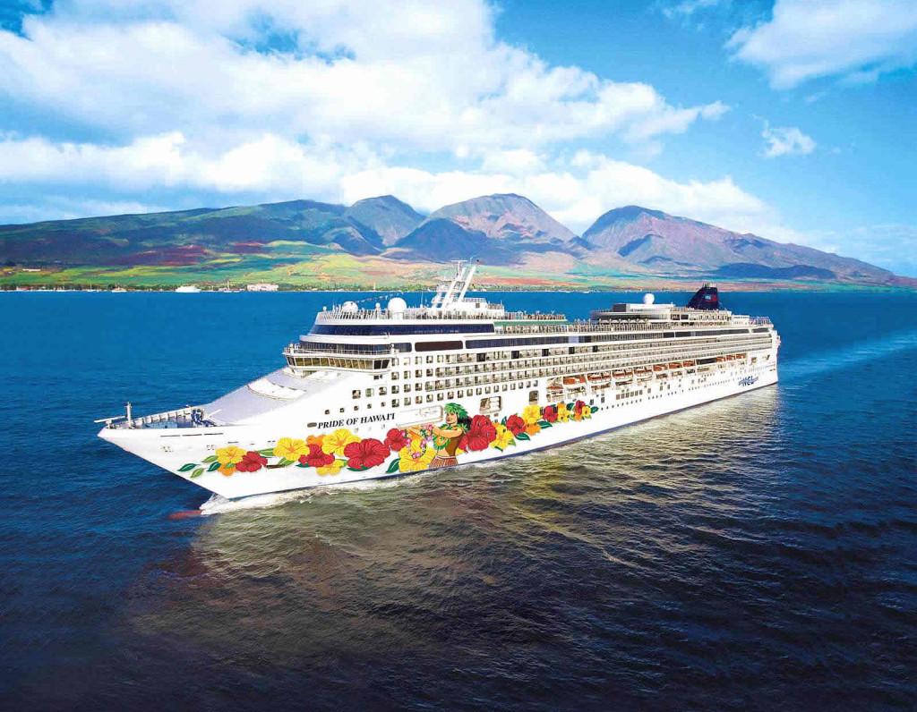Выплывают расписные… Круизный лайнер «Pride of Hawaii» (ныне «Norwegian Jade»)