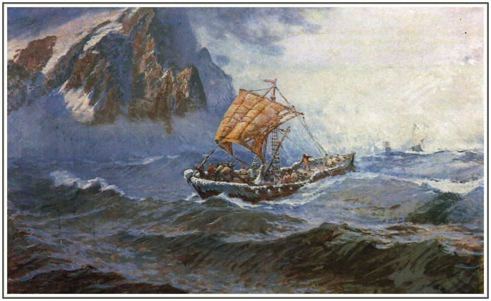 Поморские кочи
