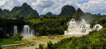 Самые мощные водопады на планете.