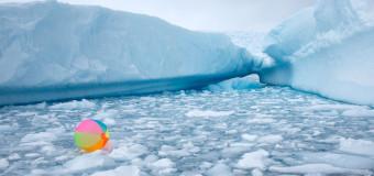 «Знойная» Антарктида в представлении Gray Malin