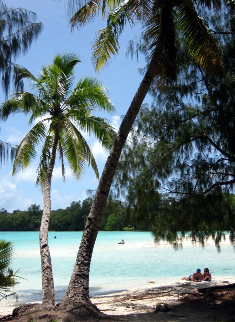 Острова Палау