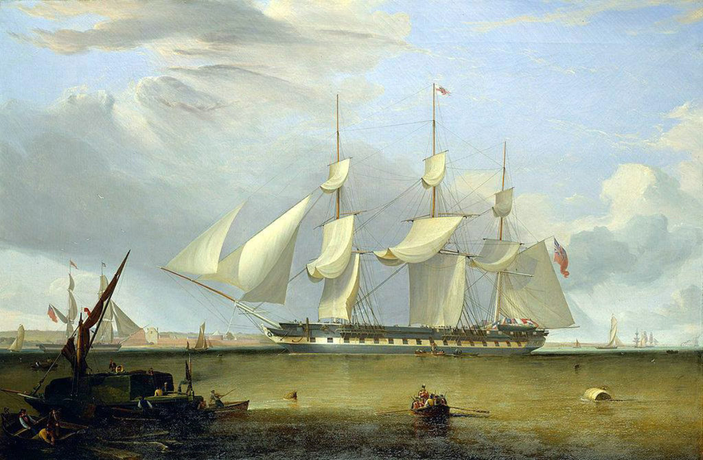 «Блэкуоллский» фрегат