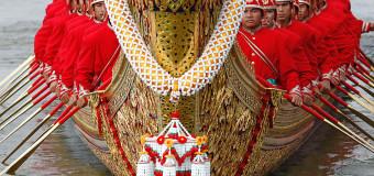 «Речные кареты» королей Сиама