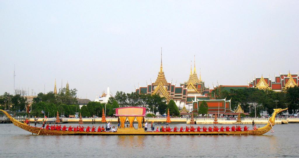 Королевская лодка «Золотой лебедь»