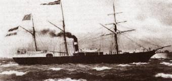 Анна Павловна  — человек, пароход и город