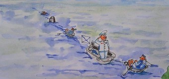 Морские байки: Настоящий адмирал