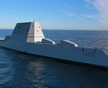 Почему DDG-1000 «Замволт» — эсминец?