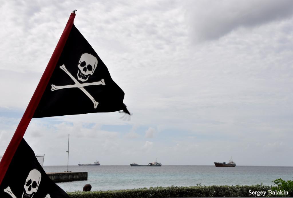 Напоминания о пиратском прошлом Барбадоса встречаются на каждом шагу