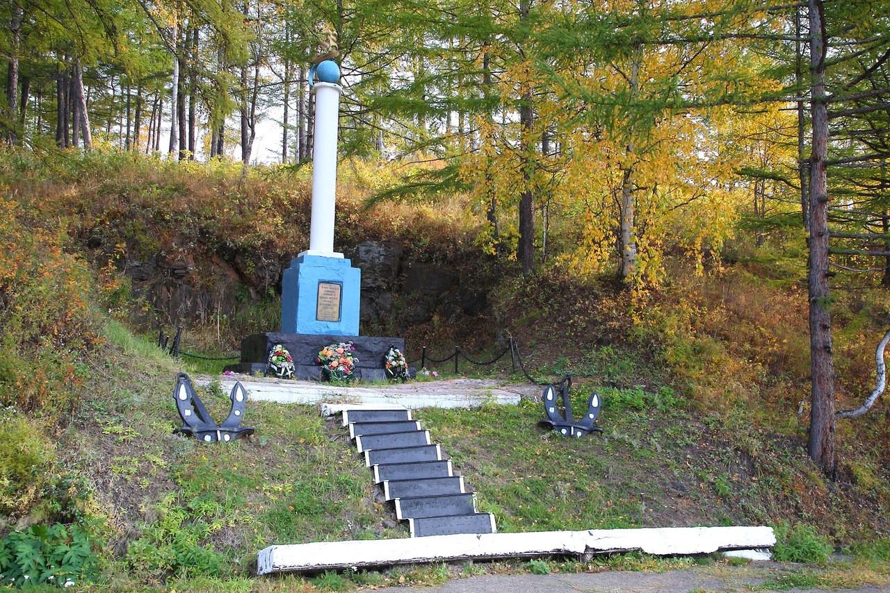 Памятник легендарному фрегату Паллада (http://trip-dv.ru/)